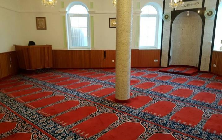 Gebetsraum der türkisch-islamischen Union Haunstetten