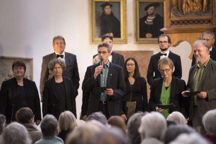 500 Fragen... und ein paar Antworten. Persönlichkeiten auf der Luther-Couch (9.11.-20.11.18)